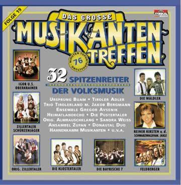 Various Artists - D.Gr.Musikantentreffen 19