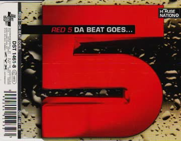 Red 5 - Da Beat Goes
