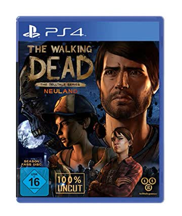 The Walking Dead - The Telltale Series: Neuland - Season Pass Disc - [PlayStation 4]