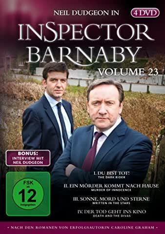 Inspector Barnaby, Vol. 23 [4 DVDs]