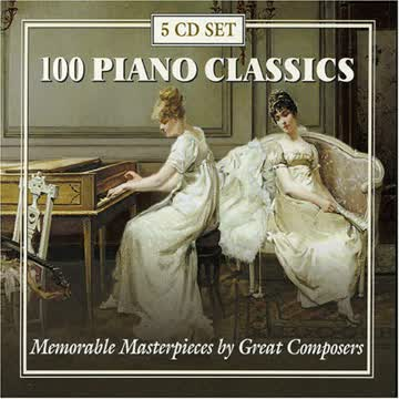 Various Artists - 100 Piano Classics