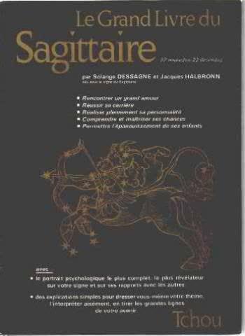 Le Grand livre du Sagittaire (Titres Retires)