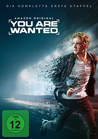 You are wanted - Die komplette 1. Staffel [DVD]