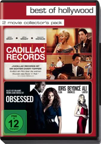 Best of Hollywood - 2 Movie Collector's Pack: Cadillac Records / Obsessed [2 DVDs]