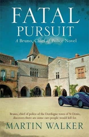 Fatal Pursuit: Bruno, Chief of Police 9