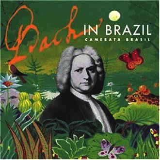 Camerata Brasil - Bach In Brazil