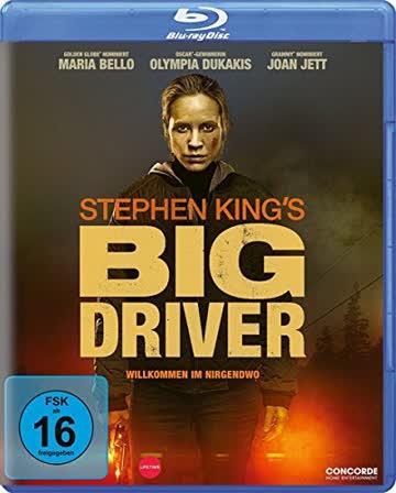 Blu-ray Big Driver