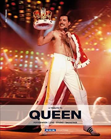 A Tribute to Queen: Fotografien aus der REX-Collection