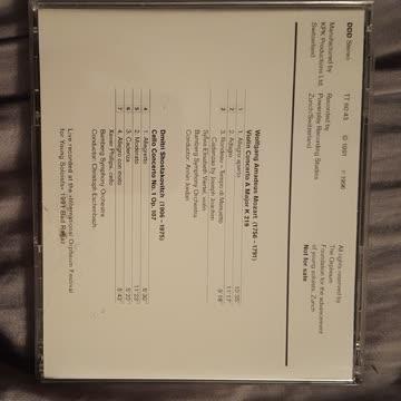 Orpheum Soloists in Concert. Vol 1