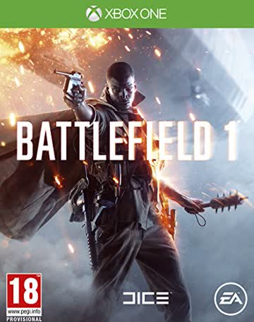 Battlefield 1 [AT-PEGI] [German Version]