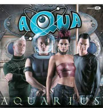 Aqua - Aquarius [Enhanced Edition]