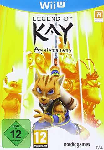 Legend Of Kay - Anniversary Edition [German Version]