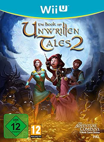 The Book Of Unwritten Tales 2 [German Version]