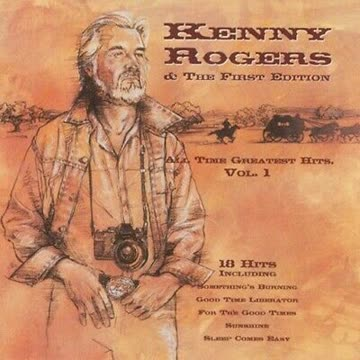 Rogers Kenny - All Time Greatest Hits Vol 1