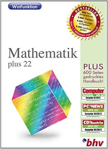 WinFunktion Mathematik plus 22