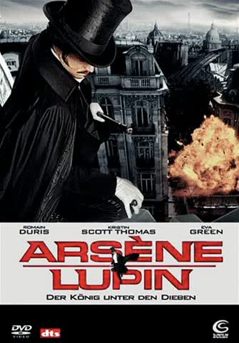 Arsène Lupin (Special Edition, 2 DVDs)