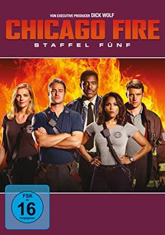 Chicago Fire - Staffel fünf [6 DVDs]