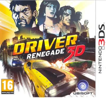 GIOCO 3DS DRIVER RENEGADE