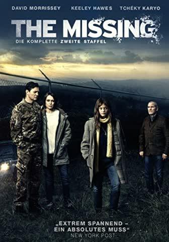 The Missing - Die komplette zweite Staffel [3 DVDs]
