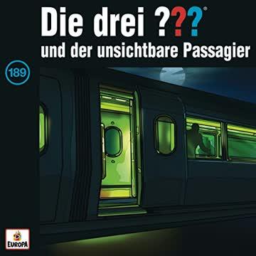 Die drei ??? 189/und der Unsichtbare Passagier