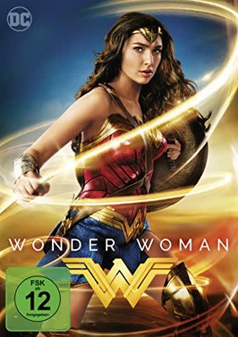 WONDER WOMAN - MOVIE [DVD] [2017]