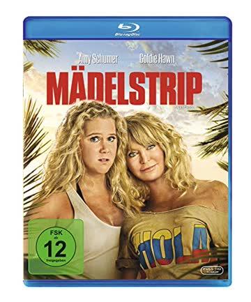 Mädelstrip [Blu-ray]