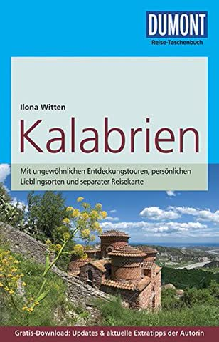 DuMont Reise-Taschenbuch Reiseführer Kalabrien: mit Online-Updates als Gratis-Download