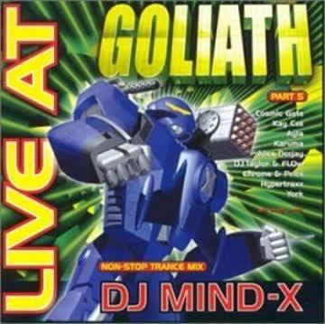Various - Goliath 5 - DJ Mind