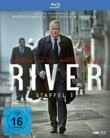 River - Staffel 1 [Blu-ray]