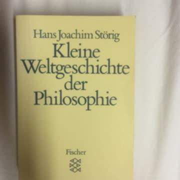 Kleine Weltgeschichte der Philosophie