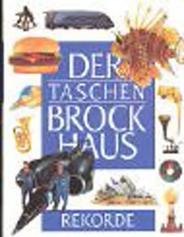 (Brockhaus) Der Taschen Brockhaus, Kt, Bd.5, Rekorde