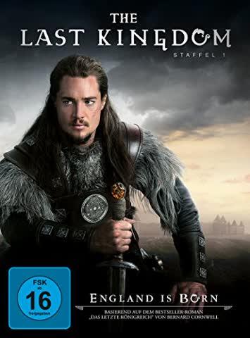 The Last Kingdom - Staffel 1 (4 Discs im Schuber)