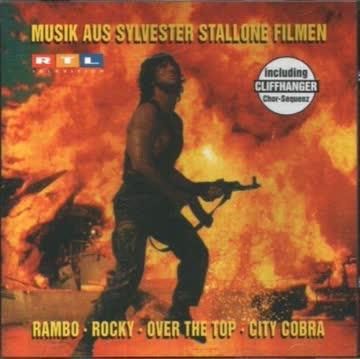 Ost/Various - Musik aus Sylvester Stallone Filmen: Rambo - Rocky - Over the Top - City Cobra - Cliffhanger