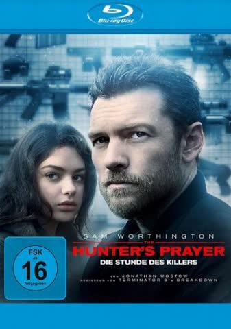 The Hunter's Prayer - Die Stunde des Killers [Blu-ray]