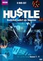 Hustle - Unehrlich währt am längsten - Der große Coup (Staffel 1-4) [8 DVDs] + 30 Minuten Bonusmaterial