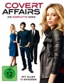 Covert Affairs - Die komplette Serie