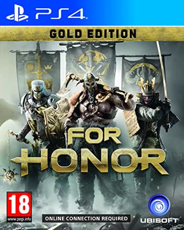 For Honor - Gold Edition - [Playstation 4] - [AT-PEGI]
