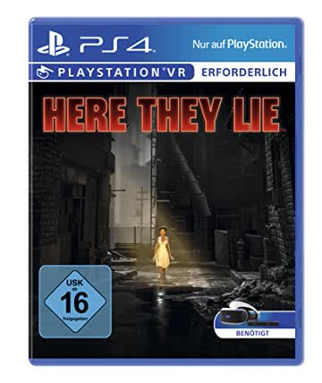 Sony Computer Entertainment PS4 Here they lie