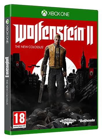 Wolfenstein II: The New Colossus - AT-Pegi Edition - [Xbox One]