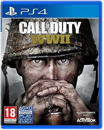 Call of Duty: WWII [at PEGI] (PS4)
