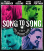Song to Song - Liebe. Obsession. Verrat. Blu-ray