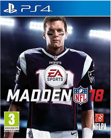 Madden NFL 18 PS-4 AT
