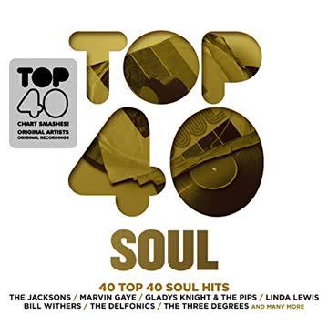 Various - Top 40-Soul
