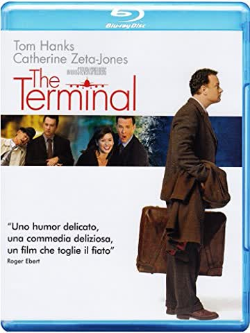 The terminal [Blu-ray] [IT Import]