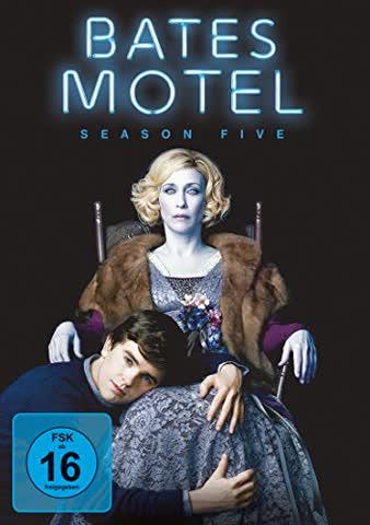 Bates Motel - Season Five [3 DVDs]