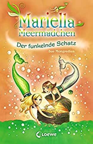 Mariella Meermädchen, Band 3: Der funkelnde Schatz