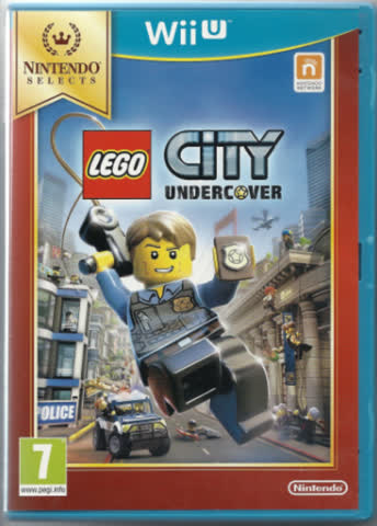 Nintendo Selects: LEGO City Undercover