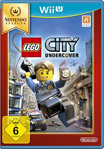 Lego City Undercover - Nintendo Selects - [Wii U]