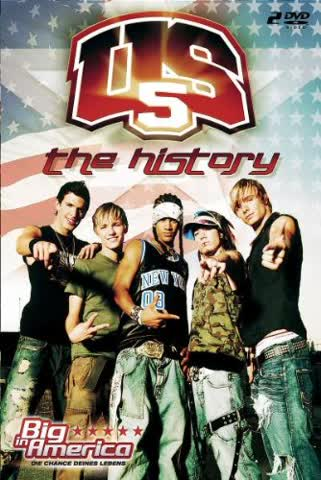 US5 - The History [2 DVDs]