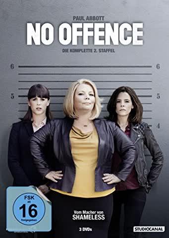 No Offence - Die komplette 2. Staffel [3 DVDs]